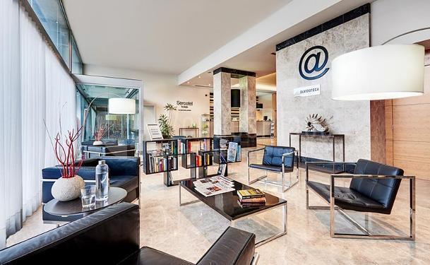 Interior 5 en Sercotel Ciutat de Montcada Hotel