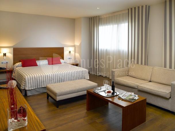 Interior 4 en Sercotel Ciutat de Montcada Hotel