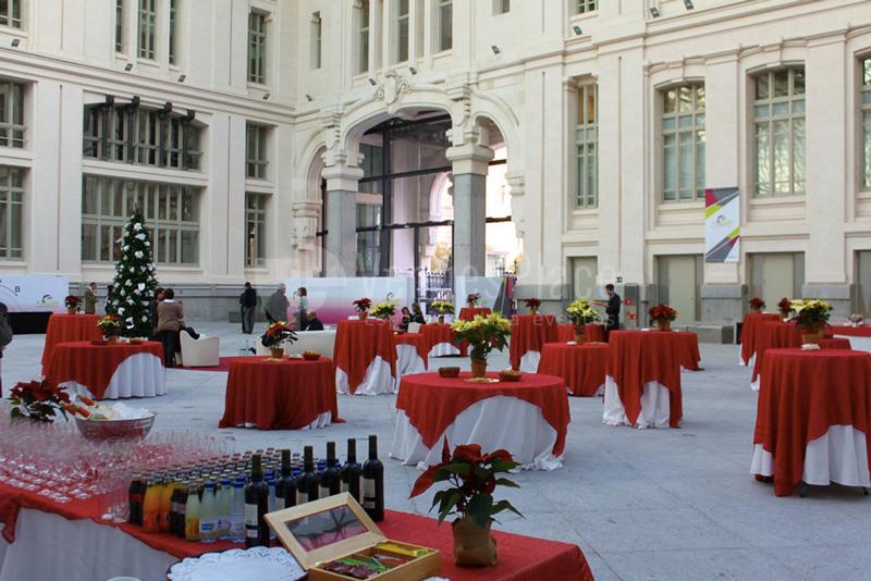 Servicio integral para eventos con AGA Catering de Gourmet