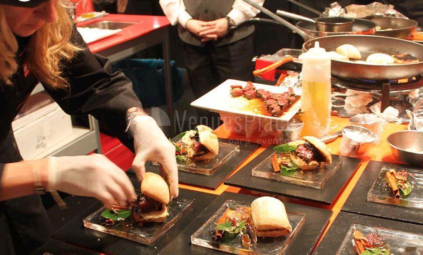 Gastronomía de calidad en AGA Catering de Gourmet