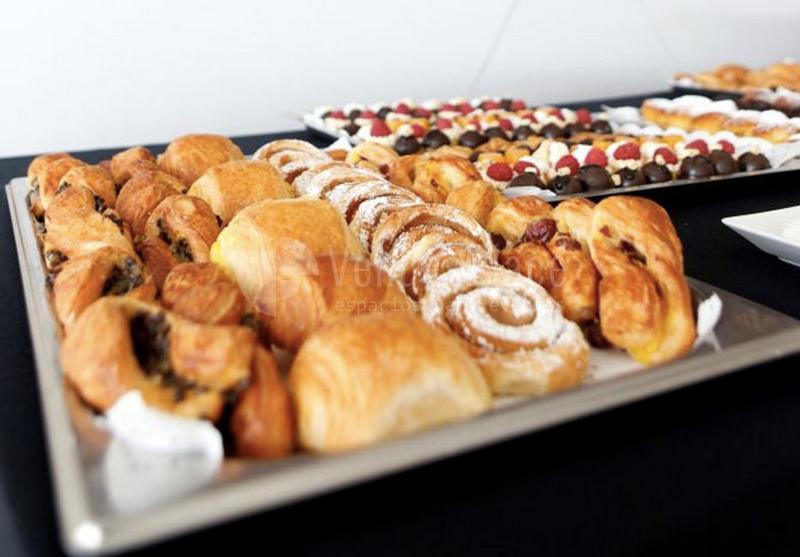 Desayunos de trabajo, brunchs en AGA Catering de Gourmet