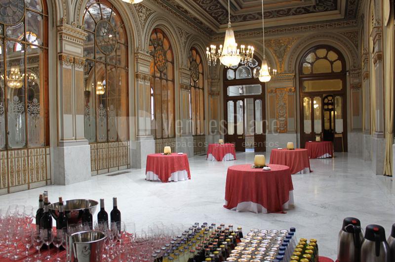 Eventos sociales y corporativos en AGA Catering de Gourmet