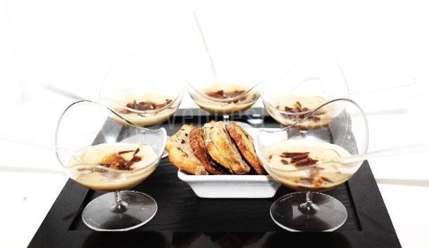 Gastronomía de alta calidad en AGA Catering de Gourmet
