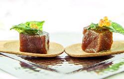 Menú de calidad en AGA Catering de Gourmet