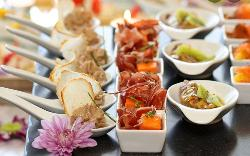Menús para eventos en AGA Catering de Gourmet