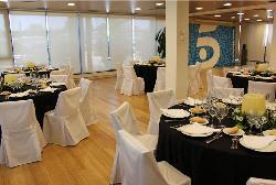 Eventos corporativos con  AGA Catering de Gourmet