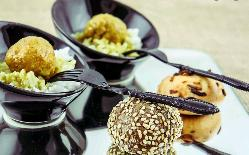 Menús únicos para grupos en AGA Catering de Gourmet