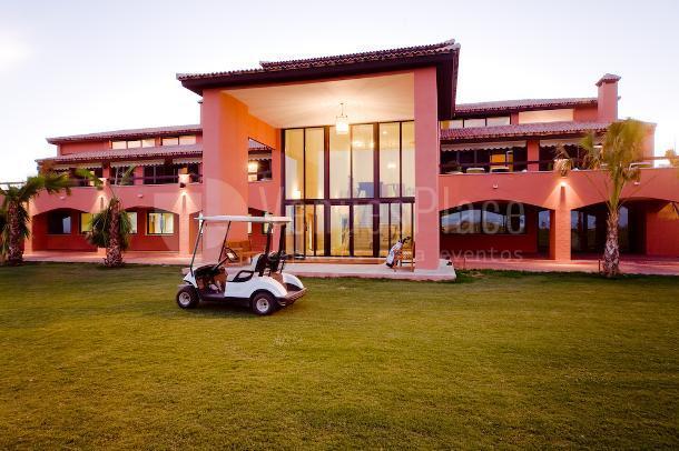 Club de golf Hato Verde celebraciones únicas