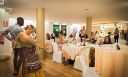 Montaje 8 en Restaurante Amador Hotel Villa Guadalupe
