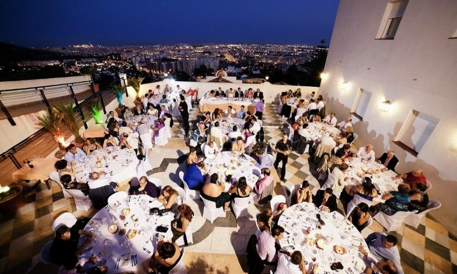 Montaje 4 en Restaurante Amador Hotel Villa Guadalupe