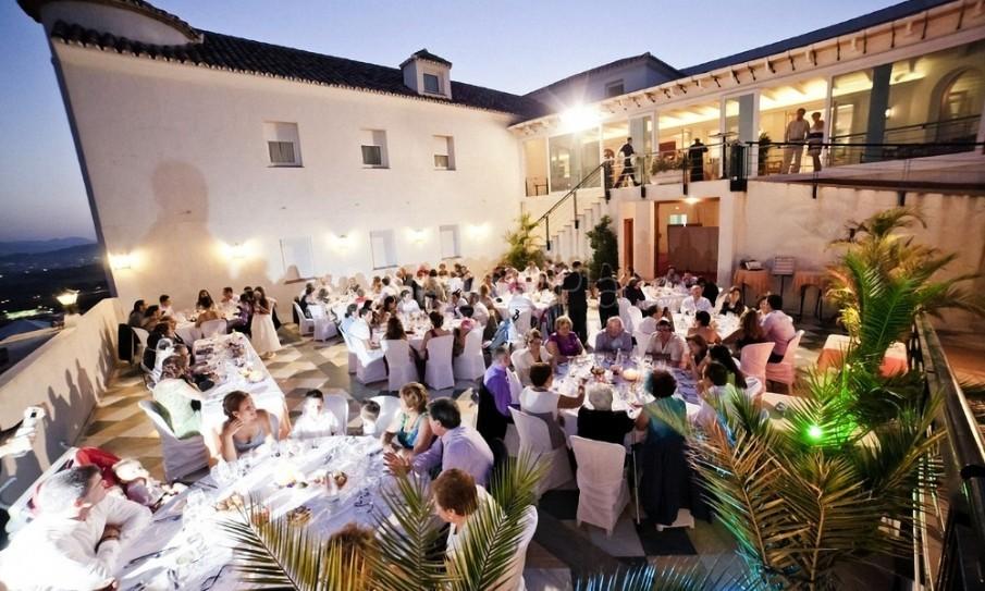 Montaje 3 en Restaurante Amador Hotel Villa Guadalupe