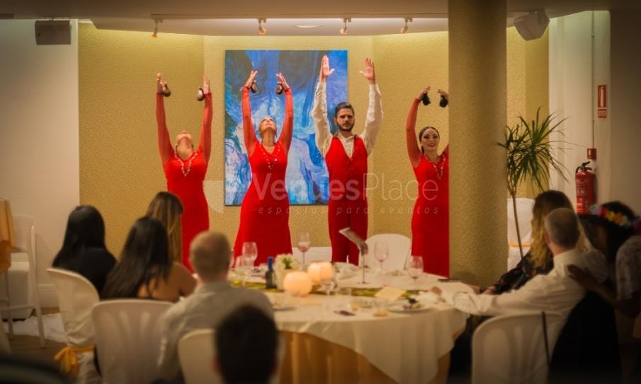 Montaje 7 en Restaurante Amador Hotel Villa Guadalupe