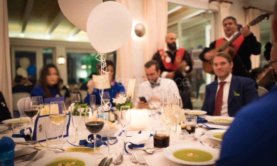 Montaje 6 en Restaurante Amador Hotel Villa Guadalupe