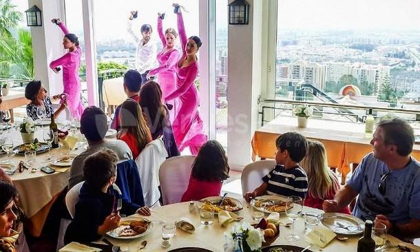 Montaje 1 en Restaurante Amador Hotel Villa Guadalupe