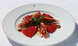 Exquisita gastronomía en Parador de Mojácar