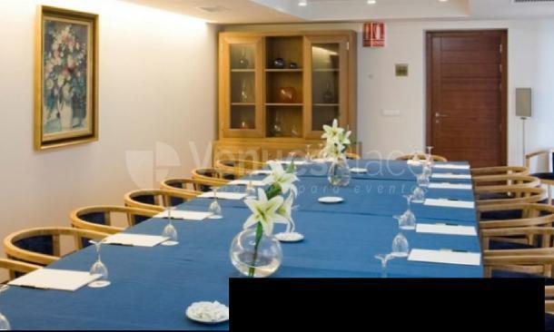 Reuniones de empresa en Parador de Mojácar