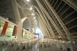 Calle Mayor - Museo príncipe Felipe - Ciudad de las Artes y las ciencias - Interior 25 en Espacios Catering Noray