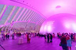 Hemisferic - Ciudad de las Artes y las ciencias - Interior 28 en Espacios Catering Noray