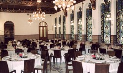 Palacio de la Exposición Interior 1 en Espacios Catering Noray