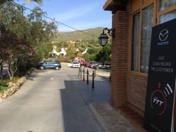 Entrada Salón Andalucía
