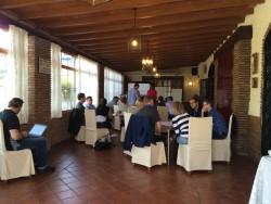 Grupos de trabajo Salón Andalucia
