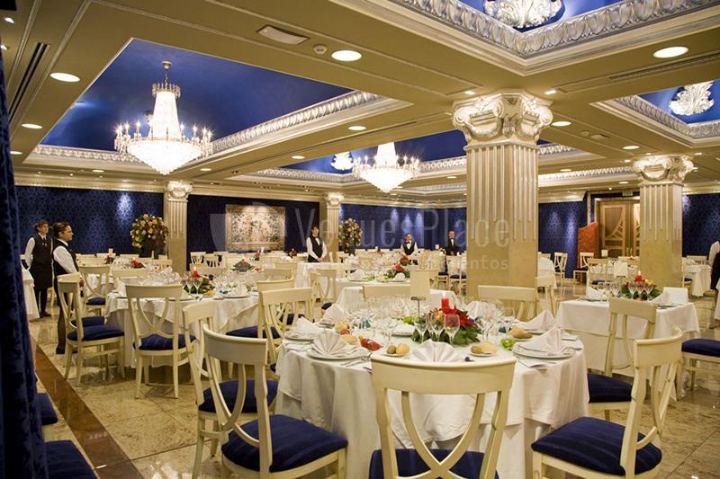Mediterraneo eventos banquetes - Salones mediterraneo albal ...