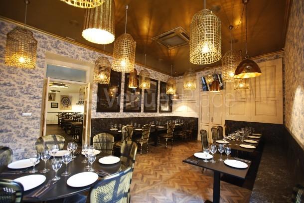 Interior 7 en Restaurante Louro