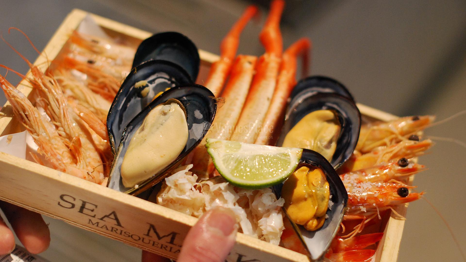 Menú 2 en Occo Ocean Sevilla