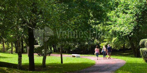 Celebra tu evento rodeado de naturaleza en el  Parque Científico y Tecnológico de Bizkaia
