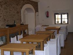 Interior Hospedería Convento La Parra