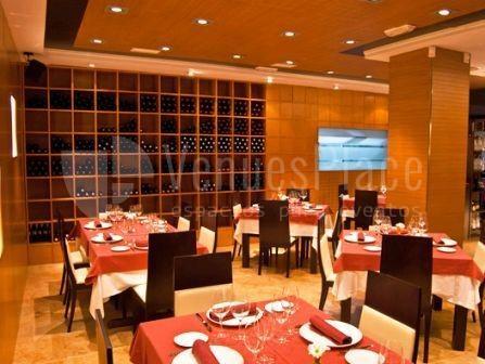 Eventos de empresa y celebraciones familiares en el Restaurante Damasqueros