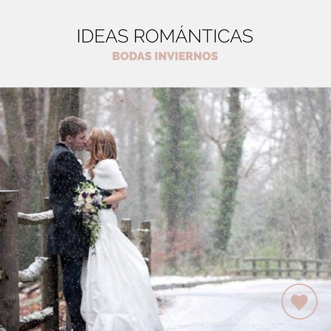 Los 10 mejores lugares para celebrar una boda en invierno