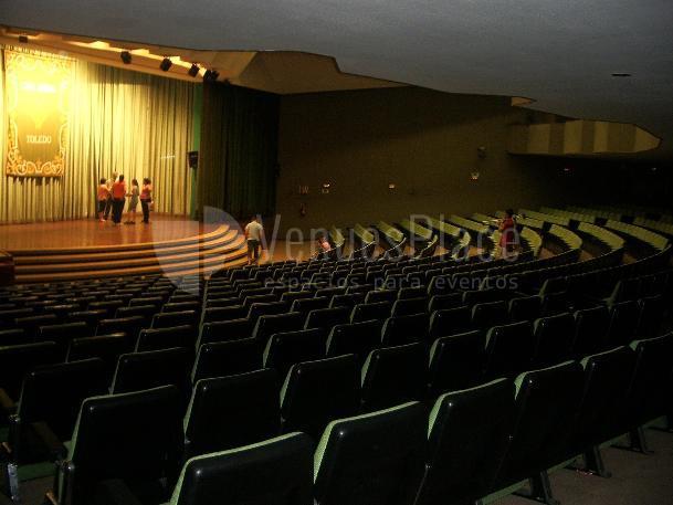 Auditorio caja rural de toledo venuesplace for Caja rural de toledo oficinas