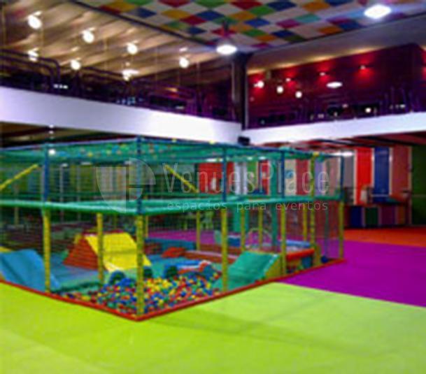 Ciudad Encantada Parque infantil