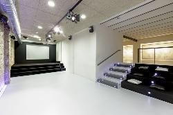 Sala Pergamino + sala escenario