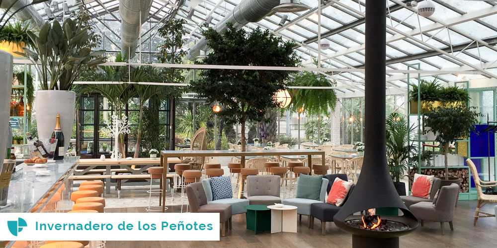 Edificios sorprendentes reconvertidos en lugares para eventos venuesplace - Los penotes alcobendas ...