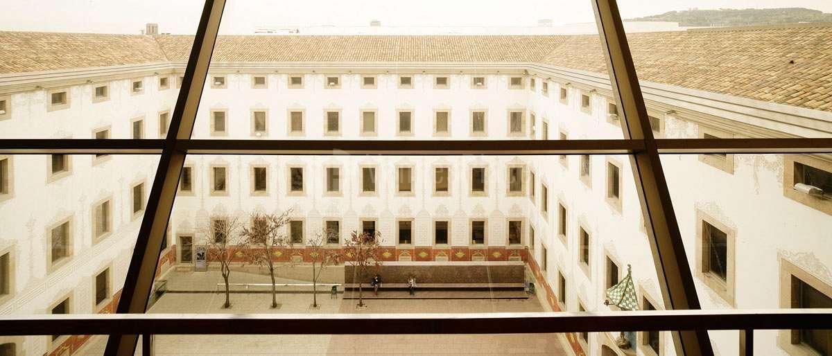 Interior 10 en CCCB Centre de Cultura Contemporania de Barcelona