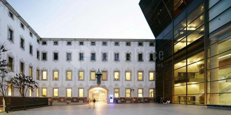 Exterior 4 en CCCB Centre de Cultura Contemporania de Barcelona