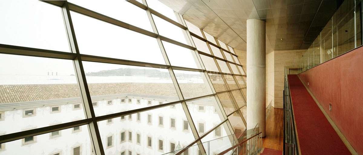 Interior 11 en CCCB Centre de Cultura Contemporania de Barcelona