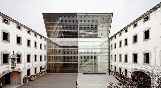 Exterior 1 en CCCB Centre de Cultura Contemporania de Barcelona