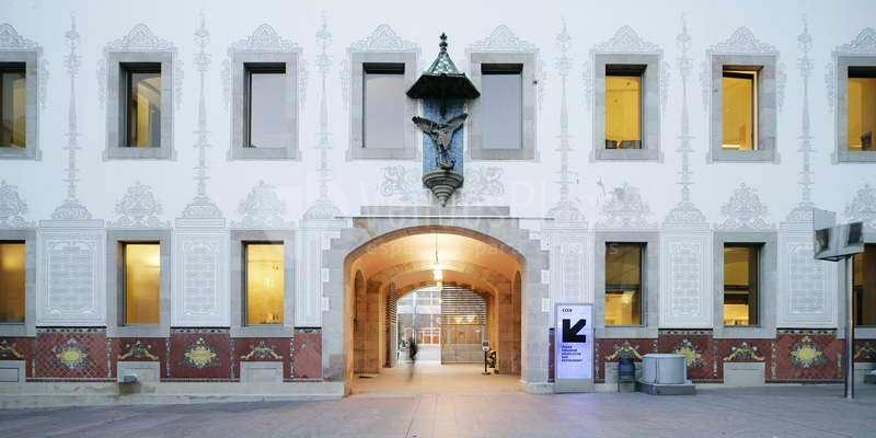 Exterior 3 en CCCB Centre de Cultura Contemporania de Barcelona