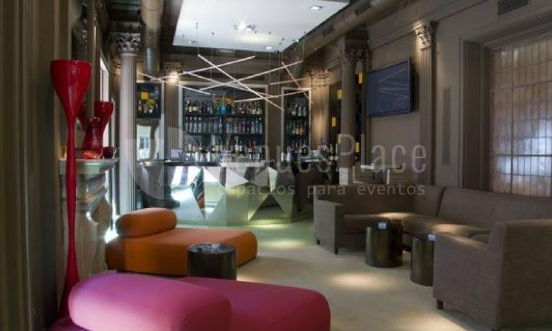 Montaje 11 en Restaurante Loft 39