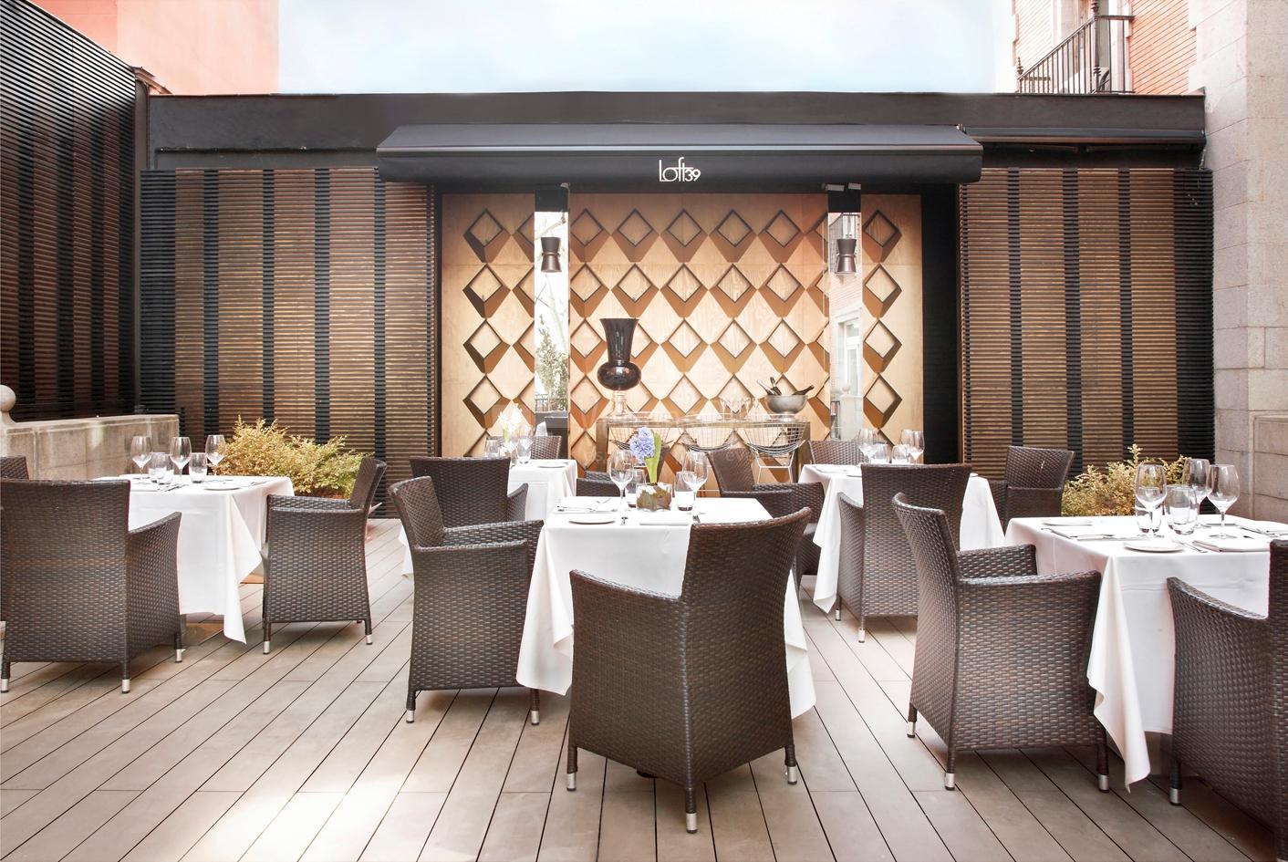 Exterior 11 en Restaurante Loft 39