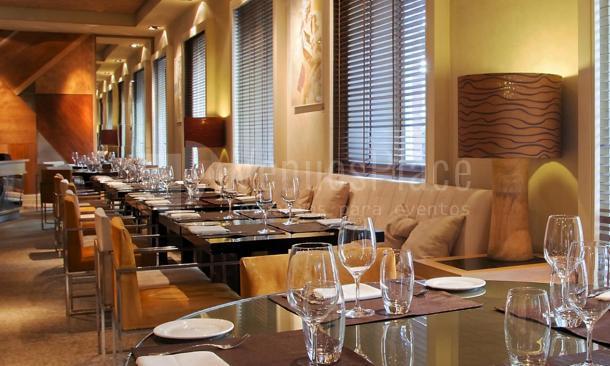 Interior 8 en Restaurante Loft 39
