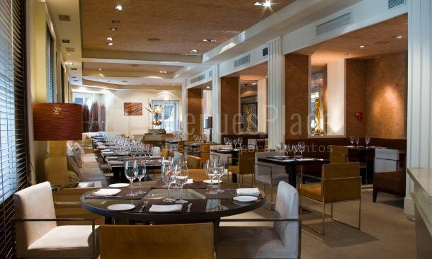 Montaje 10 en Restaurante Loft 39