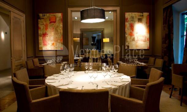Montaje 9 en Restaurante Loft 39