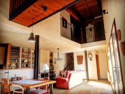 Salon 1 en Casa rural El Pajar de Tenzuela