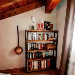 BIBLIOTECA en Casa rural El Pajar de Tenzuela