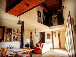 Casa rural El Pajar de Tenzuela en Provincia de Segovia