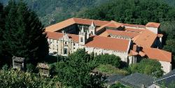 Parador de Santo Estevo en Provincia de Orense